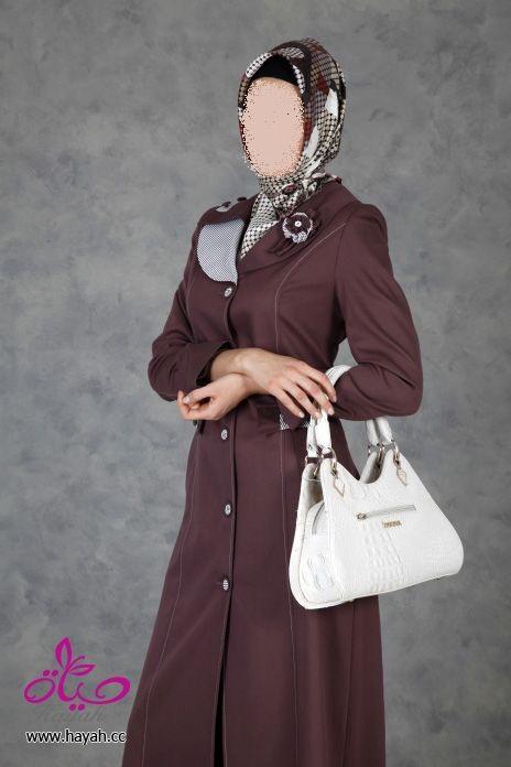 كوني جميلة و انيقة بارتدائك الحجاب 9MY06E.jpg