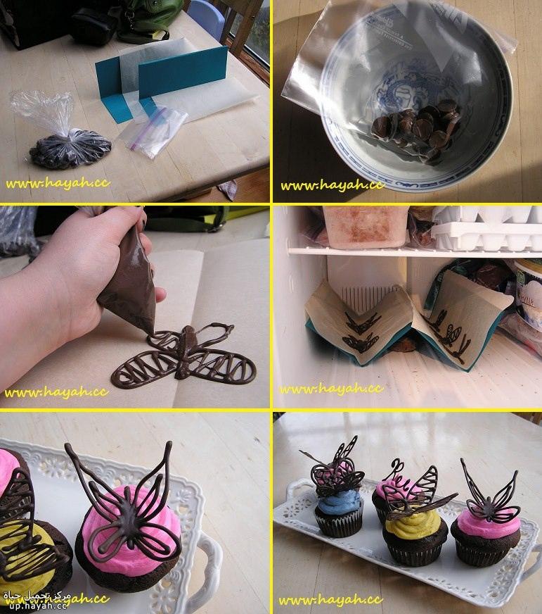 طريقة سهلة لعمل فراشات الشوكولاتة بالخطوات المصورة لعيونكم T6xEGyHQ.jpg