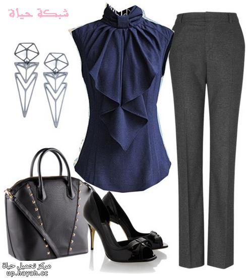 تنسيق الملابس مع الاكسسوارات , تشكيلة فخمة لعيونكم yWepgAT.png