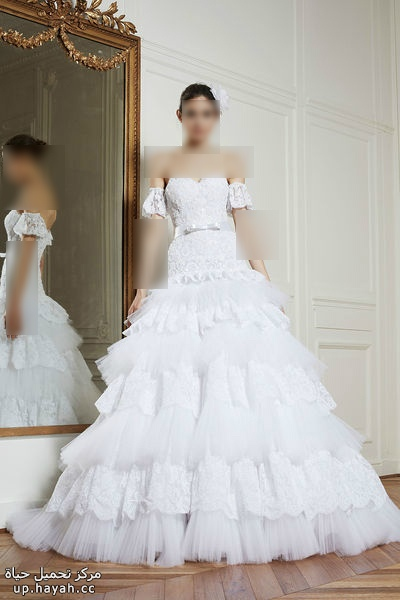Wedding Dresses صور ملابس عروس  احدث الموديلات FRAW.jpg